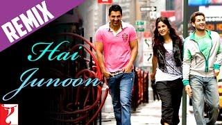 Remix - Hai Junoon Song | New York | John Abraham | Katrina Kaif | Neil Nitin Mukesh