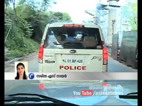 Response of Saritha S Nair about CD confiscation from Biju Radhakrishnan