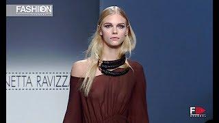 SIMONETTA RAVIZZA Spring Summer 2013 Milan - Fashion Channel