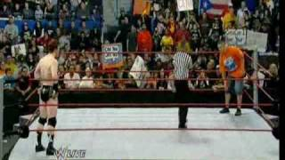 John Cena vs Sheamus ( WWE Championship match) - (HQ)