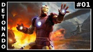 Homem de Ferro Detonado #01