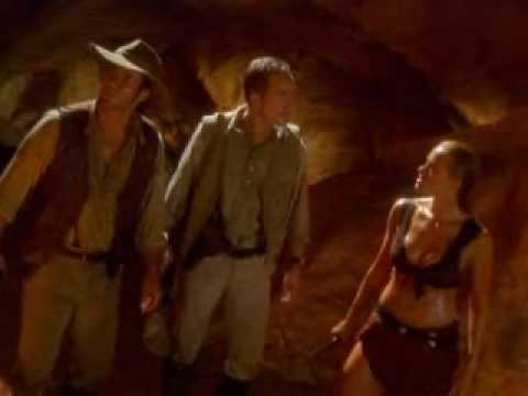 Simmone Jade Mackinnon in The Lost World Part 1