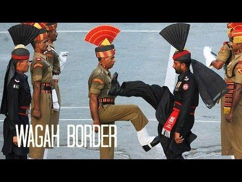 Xxx Mp4 WAGAH BORDER CEREMONY واگها वाघा Pakistan 15 3gp Sex