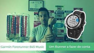 Garmin Forerunner 645 Music - análise