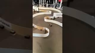 Norbot robots - Alvin & TurboTurtle