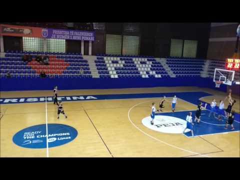 Basketball U14 KB Kerasan vs MItroBasket 18.11.2016