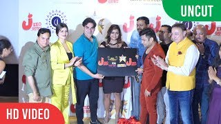 Arbaaz Khan launches Jeeo King & Queen Mr | Miss and Mrs India International | Jeo Singing