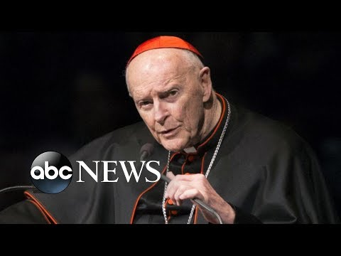 Xxx Mp4 Pope Francis Is Expelling The Former Archbishop Of Washington DC 3gp Sex