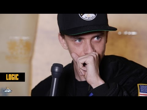 Xxx Mp4 Logic Interview I Don T Fuck With Nobody I Don T Go Outside Just Me My Fiancee And My Puppy 3gp Sex