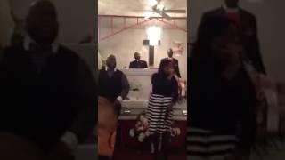 Funeral praise break 2016
