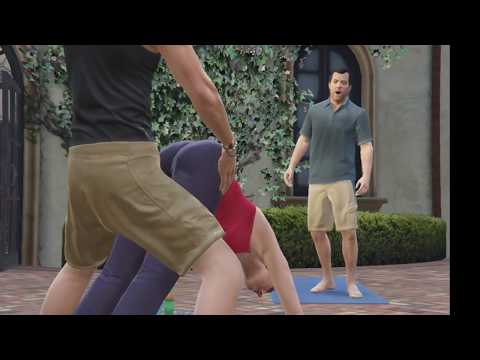 Xxx Mp4 Yoga Teacher Fuck The Micheal S Wife In GTA V Game Tricks 3gp Sex