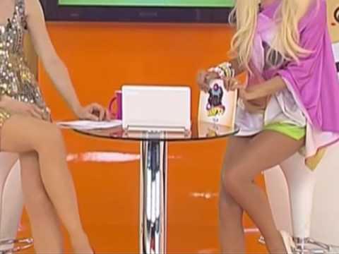 DOA KLİP TV BACAK SHOW 3 SÜPER MİNİ ETEKLİ
