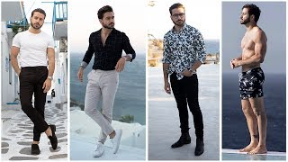 MEN'S FASHION INSPIRATION LOOKBOOK   EASY OUTFITS FOR MEN   Alex Costa