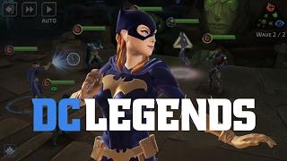 DC Legends - Batgirl Character Spotlight