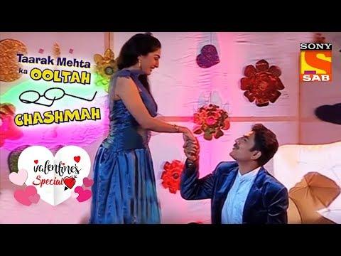 Xxx Mp4 Proposal Special At Gokuldham Society Valentine 39 S Week Special Taarak Metha Ka Oolta Chashmah 3gp Sex