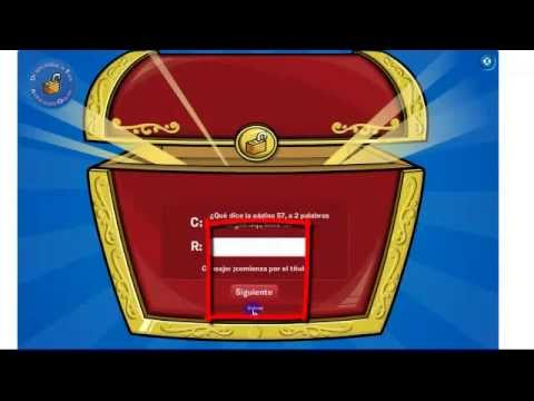 Codigo para desbloquear libro azul y 1500 monedas en Club Penguin