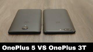 OnePlus 5 VS OnePlus 3T - कौनसा खरीदना चाहिए ?