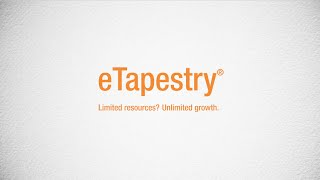 eTapestry - Flexible Cloud Fundraising  Software for Nonprofits