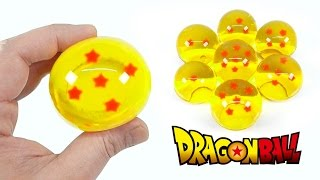 Dragon Ball Jelly ! DIY Edible Water Ball Gummy | MonsterKids