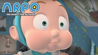 ARPO The Robot For All Kids - Full of Air | Compilation | Cartoon for Kids Videos For Kids