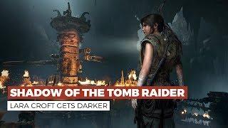 Shadow of the Tomb Raider developers on Lara