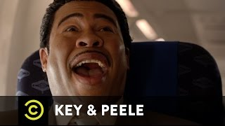 Key & Peele - Airplane Continental