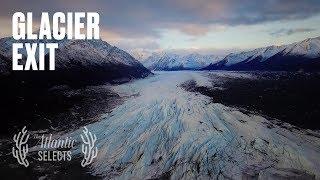 A Glacier Disappears in Alaska
