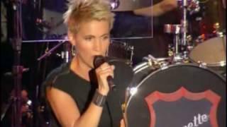 Roxette - Sleeping In My Car (Live In Barcelona 2001)