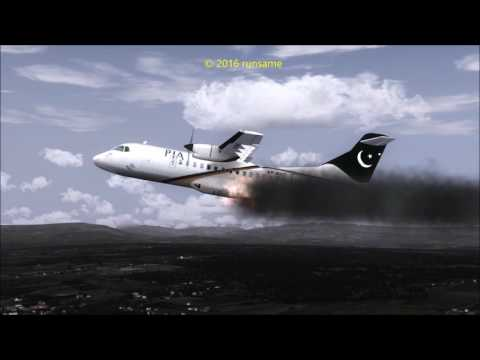 Xxx Mp4 Plane Crash Pakistan Flight 661 PIA ATR 42 500 3gp Sex
