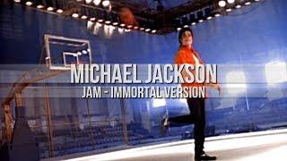 Michael Jackson   Jam   Immortal Version