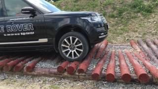 Off-road on Range Rover Autobiography | Бездорожье на Range Rover