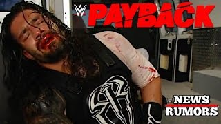 2 NEW CHAMPIONS Crowned At Payback 2017, #WWEPayback Results & Recap [WWE News]