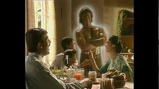 Dayanand Shetty in Hamdards Special Chyawanprash advertisement