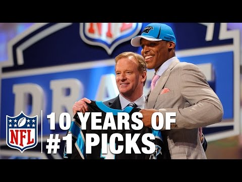 Every 1 Overall Pick Since 2007 & How They Fared in the NFL NFL NOW