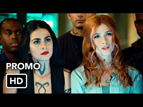 Shadowhunters 3x02 Promo