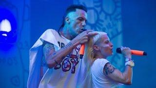 Die Antwoord - Ugly boy - Lollapalooza Argentina - 19.03.16 - HD