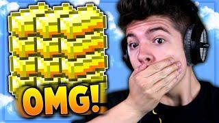SPENDING 640 GOLD!!   Minecraft MONEY WARS with BajanCanadian!