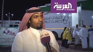 مركز جديد لخدمة الحجاج بين مكة والمدينة