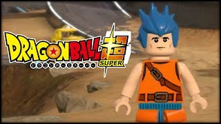 LEGO Marvel Superheroes 2 Dragon Ball Z! Customs!
