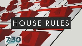 Will the Government's plan to help first home buyers work? | 7.30