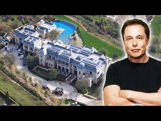 The Incredible Homes of The Top 10 Richest People