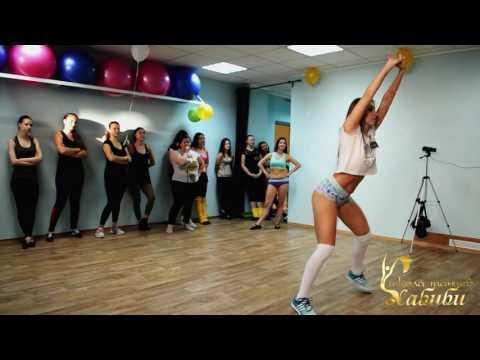 Елена Indica Костина - Booty-dance