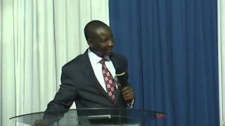 Bishop Dayo Olutayo-Release of Favor Prt.1