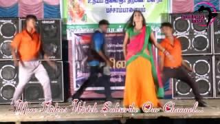 Tamil Record Dance 2016 / Latest tamilnadu village aadal padal dance / Indian Record Dance 2016  458