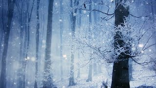 "Peaceful Instrumental music, Relaxing music ""The Snow Glow"" Happy New Year"