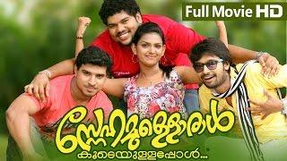 Malayalam Full Movie 2014 New Releases   Snehamulloral Koodeyullappol   New Malayalam Movie 2014