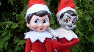 Elf on the Shelf: Mini Vacay to Luray, Virginia!