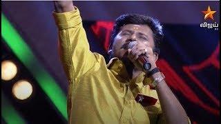 Super singer 23.06.2018 Senthil Performance  with sakthi semi finals| Vijay tv