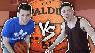 1 v 1 BASKETBALL JESSER VS FAZE ADAPT