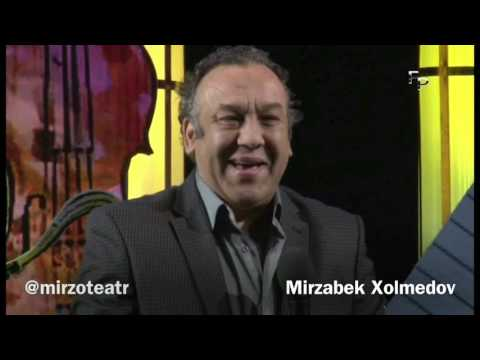 Mirzabek Xolmedov Otaxonlar